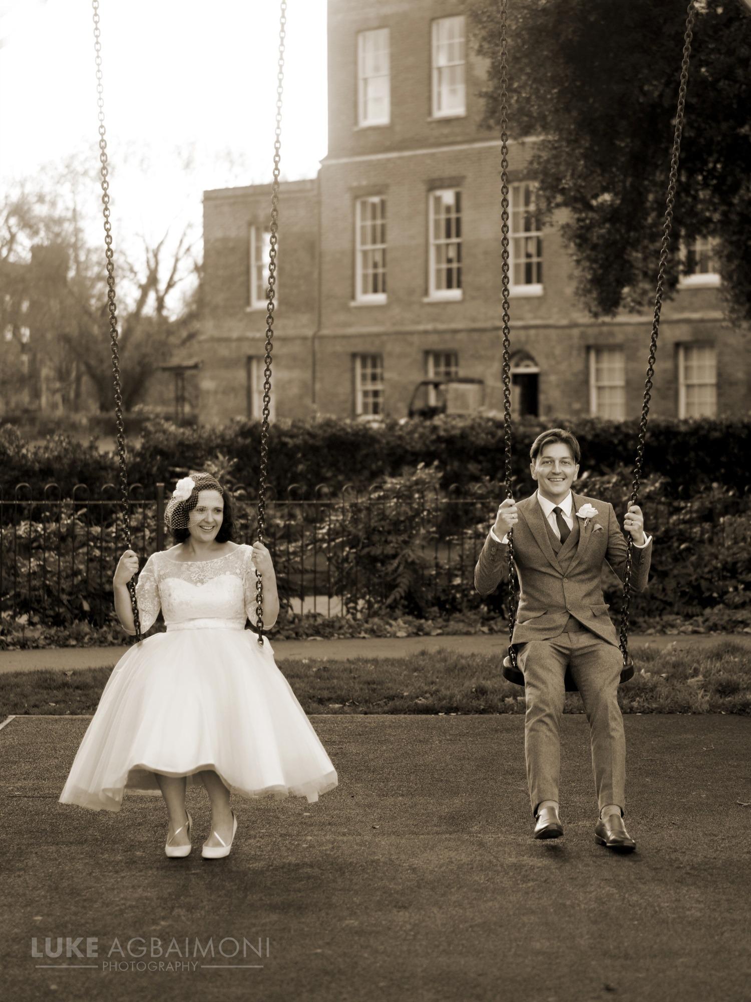 Gareth and Emma Wedding
